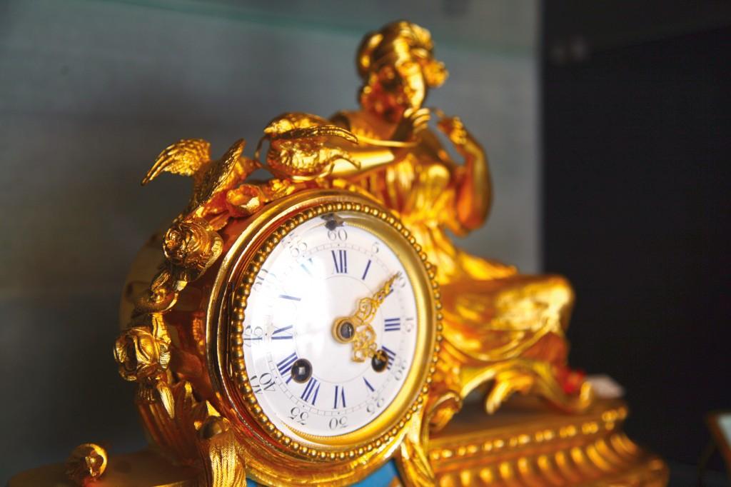 Uhren aus der Barock Zeit und vieles mehr